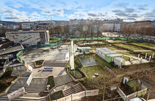 Liederhallen-Sanierung trifft Tiefgarage und Berliner Platz