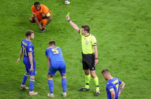 Gute Leistung von Felix Brych bei Niederlande-Sieg