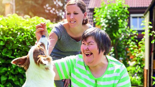 Menschen mit und ohne Behinderung zu fördern, das ist eine Aufgabe für Arbeitserziehende.
