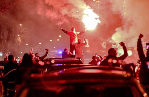 Nordmazedonien feiert historische EM-Qualifikation emotional