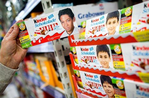 DFB-Chef verurteilt Kritik an Kinderschokolade-Packungen