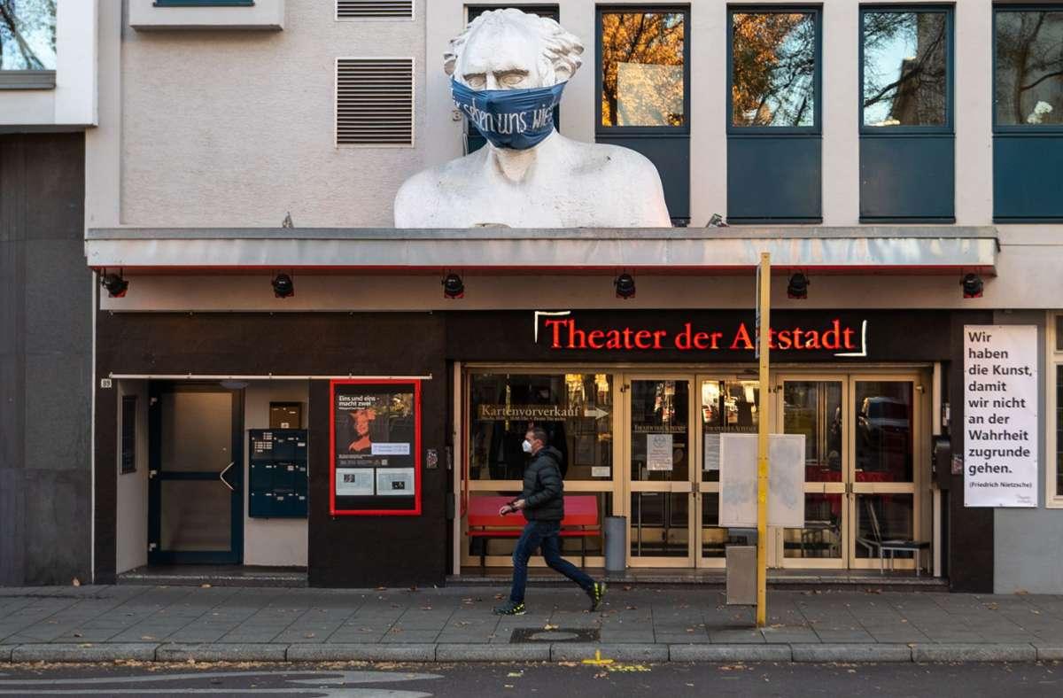 Auch die Theater sind geschlossen. Die Kulturschaffenden sollen erneut Hilfen bekommen. Foto: LICHTGUT/Leif Piechowski