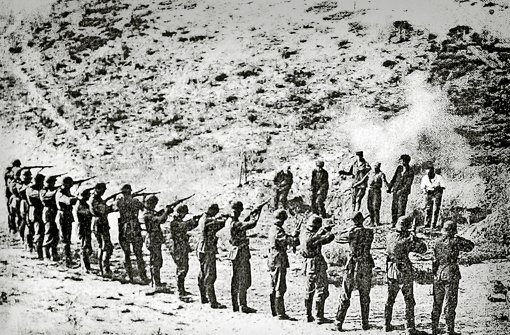 NS-Massaker bleibt ungesühnt