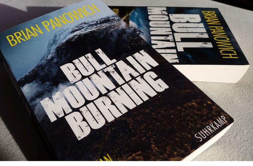 Dem US-Autor Brian Panowich ist eine brennend heiße Fortsetzung seiner Bull-Mountain-Saga geglückt. Foto: Wangner