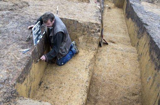 7000 Jahre altes Dorf gefunden