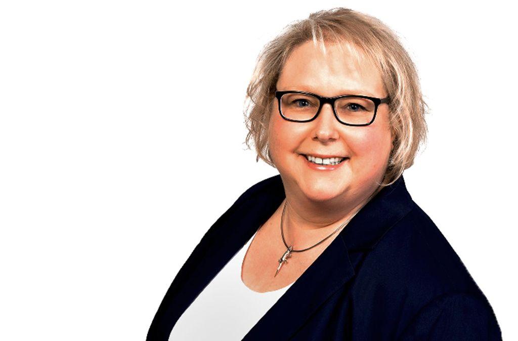 """Mit """"Energie und Leidenschaft"""" tritt Sybille De Mott für den Landtag an. Foto: privat"""