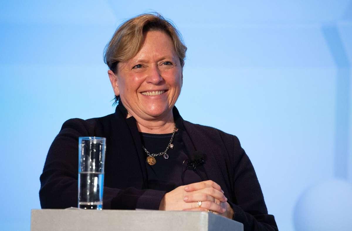 CDU-Spitzenkandidatin Susanne Eisenmann (CDU). (Archivbild) Foto: LICHTGUT/Leif Piechowski/Leif Piechowski