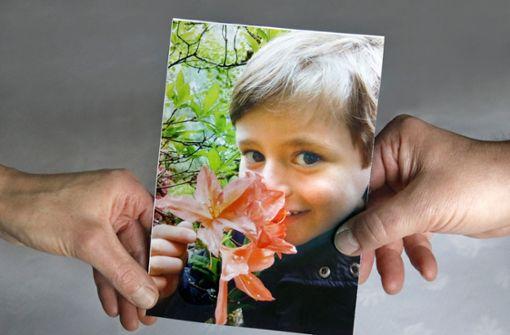 Johannes Roller schreibt  über das Leben und Sterben seines Kindes