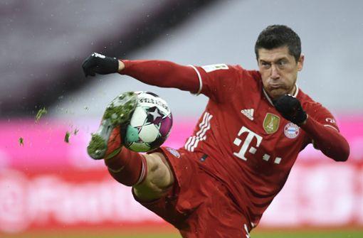 Robert Lewandowski  ist Fußballer des Jahres – auch Billa und Tuchel gewählt