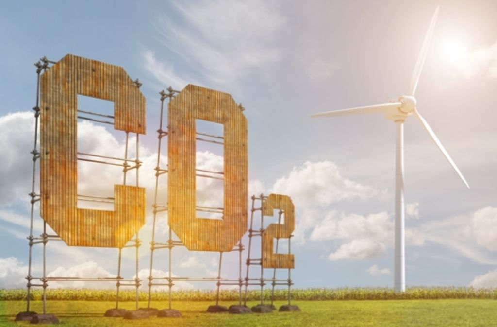 36 Milliarden Tonnen CO2 werden jedes Jahr weltweit produziert. Um das Ziel der Vereinten Nationen einzuhalten, die Erderwärmung auf zwei Grad zu begrenzen, müssen aus den 36 Milliarden Tonnen in 50 Jahren null Tonnen werden. Die Weltwirtschaft muss also dekarbonisiert werden. Foto: mauritius