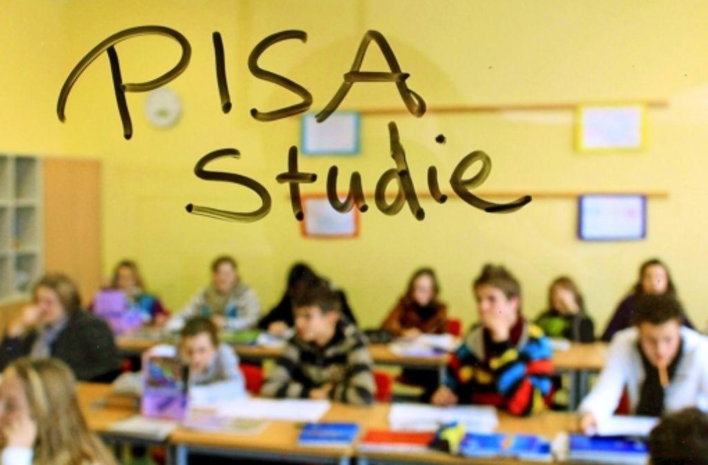15-Jährige in Deutschland sind im Improvisieren guter Durchschnitt Foto: dpa, DIHK