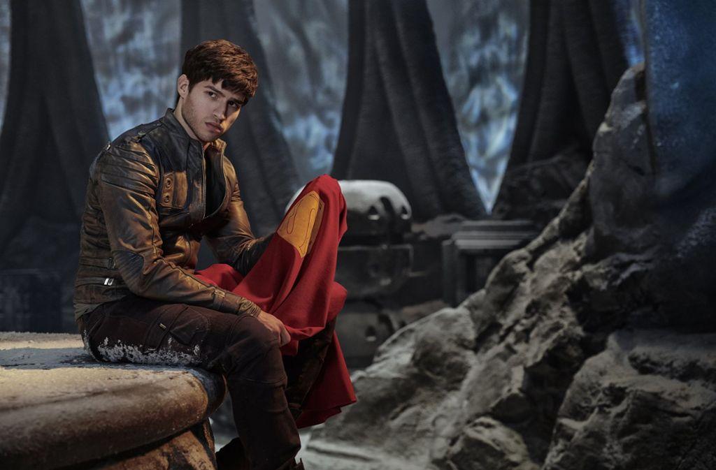 Sein oder nicht sein? Seg-El ist Supermans Großvater, lebt auf Krypton und will die Ehre seines Familienclans   wiederherstellen. Foto: SyFy
