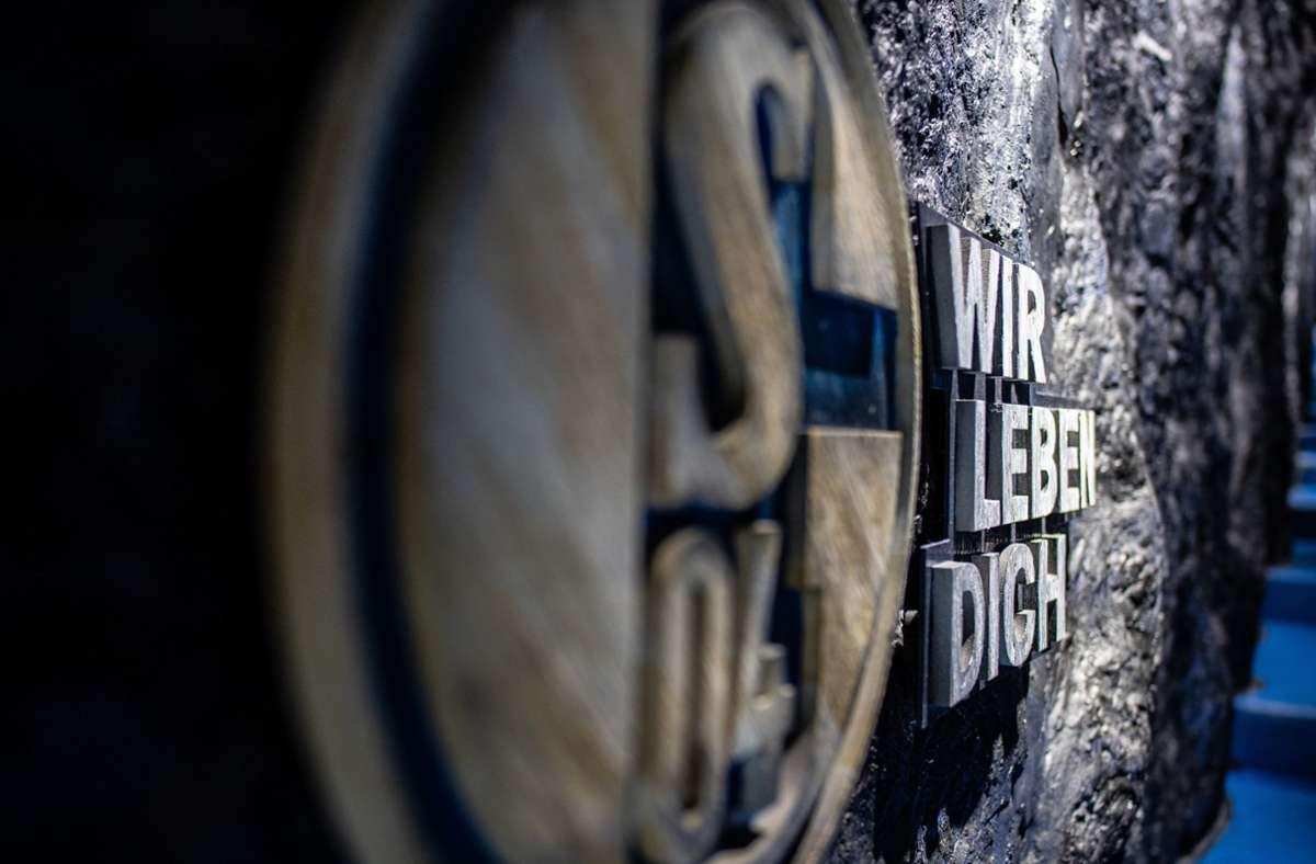 Schalke 04 bietet seinen Fans eine Impfung an. Foto: dpa/Guido Kirchner