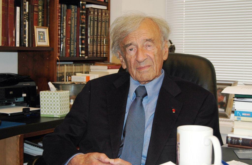 Elie Wiesel ist im Alter von 87 Jahren gestorben. Foto: dpa