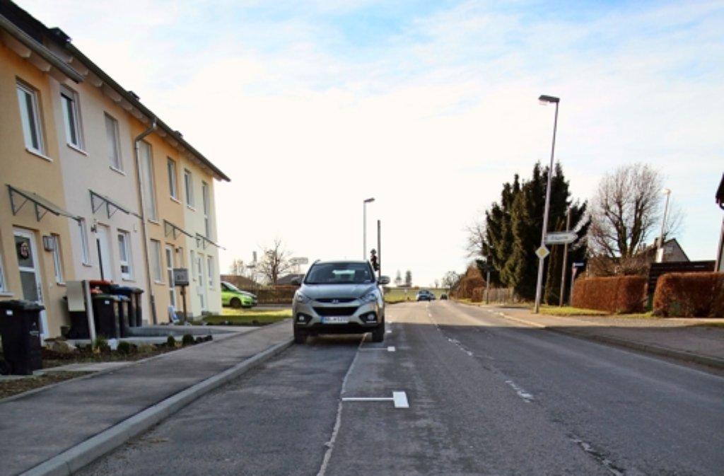 Um diese Parkplätze geht es – der Heimsheimer Gemeinderat zeigt kein Verständnis. Foto: factum/Granville