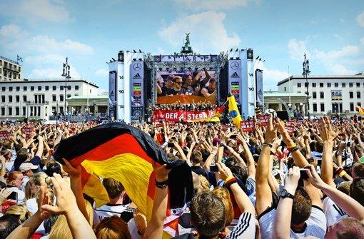 In Berlin steigt  die Löw-Parade