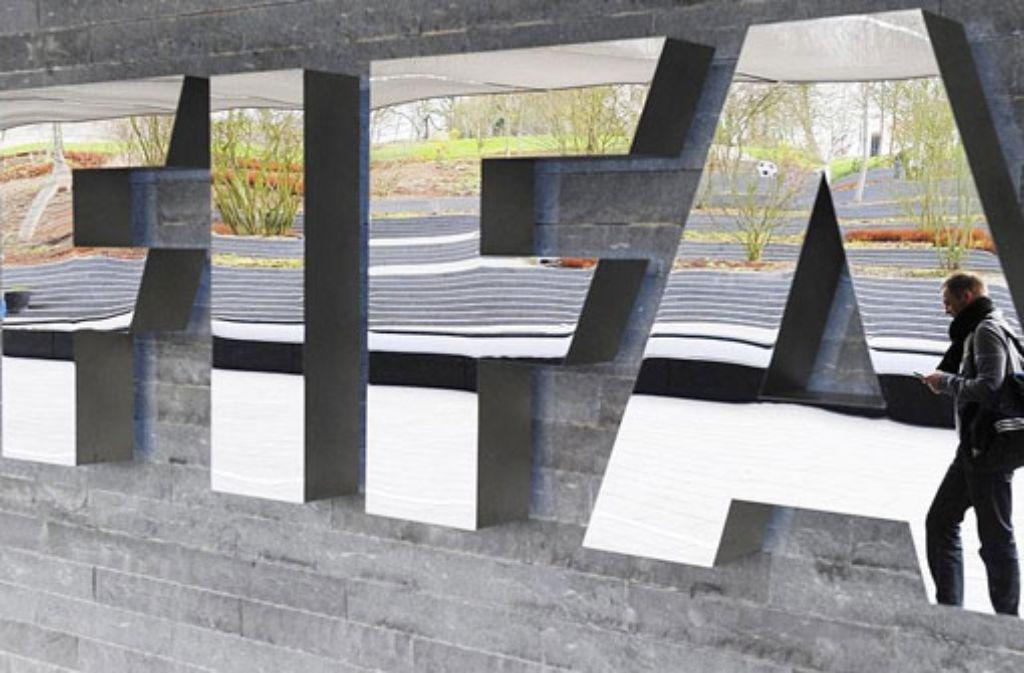 Die Schweizer Behörde haben ein Strafverfahren um WM-Vergabe 2018 und 2022 gegen die Fifa eröffnet. Foto: dpa
