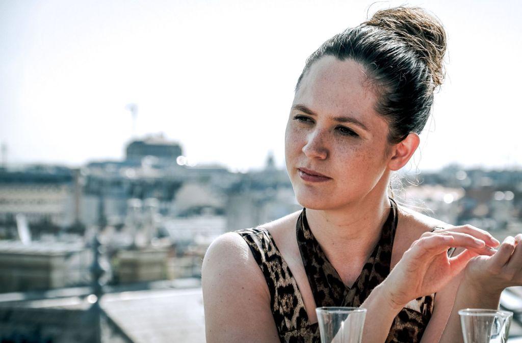 Die Freundin der Toten: Emily Cox (Sybille Wildering).  Foto: Cult Film