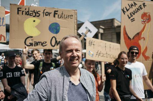 Klimaschutz als Thema der Stunde