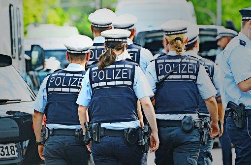 Extrastellen für Polizei und Justiz