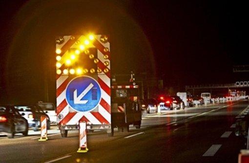 Auf der A 8 werden viele Autofahrer wie bei früheren Baustellen noch mehr Geduld brauchen. Foto:  Zweygarth