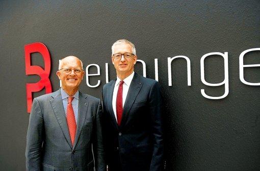 Nach 28 Jahren im Unternehmen gehört Willy Oergel fast zur Familie. Foto: Achim Zweygarth