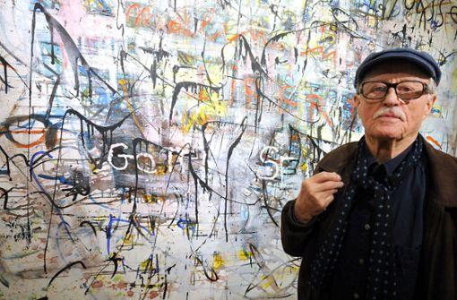 Österreichischer Maler Hans Staudacher tot