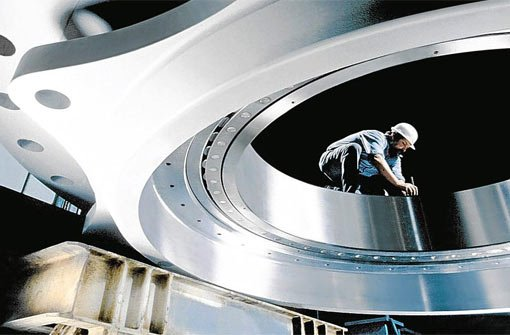Wachstumsboom im Maschinenbau