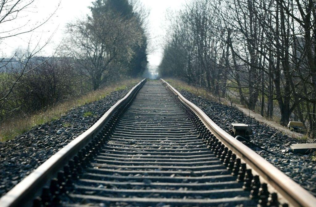 Führt bald wieder ein Schienenstrang von Kirchheim in Richtung Schwäbische Alb und Göppingen? Die Landratsämter Esslingen und Göppingen loten die Chancen aus. Foto: Horst Rudel