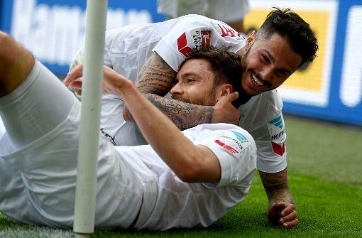 Bayern wird Meister, Köln und Hertha im Europacup