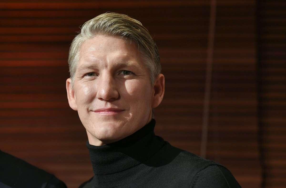 Der Ex-Fußballstar Bastian Schweinsteiger Foto: dpa/Jens Kalaene