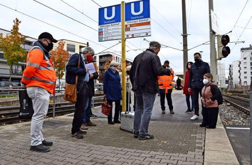 Landtag beschäftigt sich mit Sturz am Bahnhof