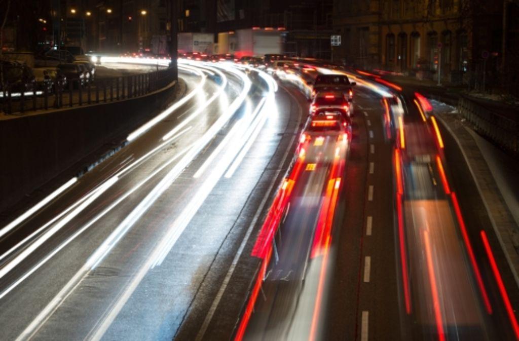 Auch am Montag waren die Grenzwerte für Feinstaub am Neckartor überschritten Foto: dpa