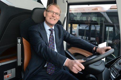 Elektro-Busse sollen bis 2020 kommen