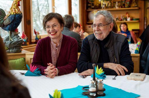 Österreichs Bundespräsident gibt sich zerknirscht
