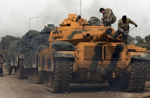 Kundgebung für türkische Soldaten geplant