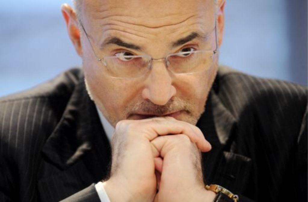 Léo Apotheker soll einen schroffen Führungsstil pflegen. Foto: dapd
