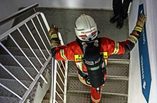 Feuerwehrleute können durchatmen