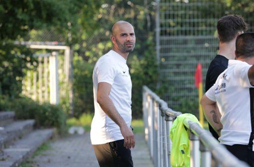 Giuseppe Greco ist zufrieden
