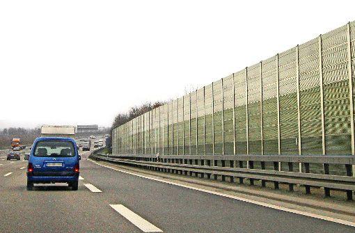 Eine Mauer zum Schutz vor Jugendlichen