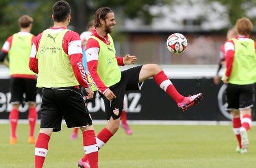 Der VfB tankt Kraft für Paderborn