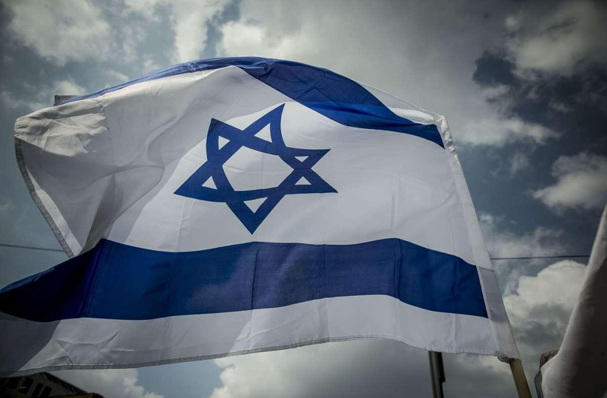 Auch der Israeltag musste in diesem Jahr digital stattfinden. Das Bild stammt aus dem Jahr 2019. Foto: Lichtgut/Leif Piechowski