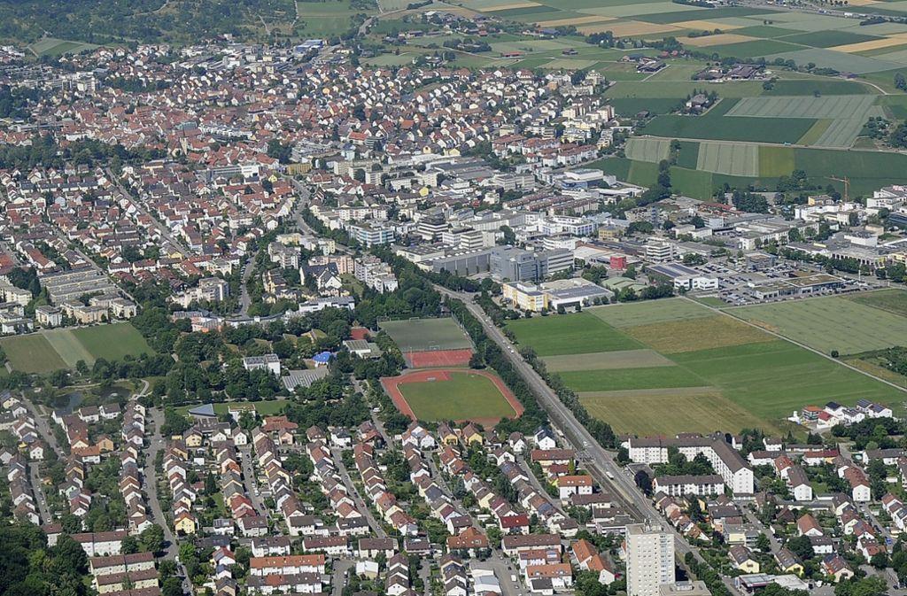 Gerlingen will die Wohnungsnot mit einer ungewöhnlichen Maßnahme bekämpfen. Foto: Werner Kuhnle