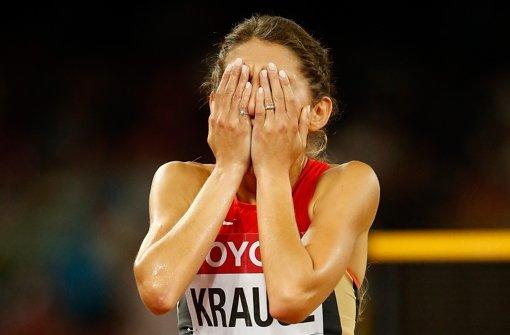 Gesa Krause holt WM-Bronze