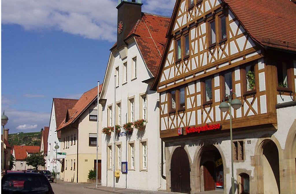 Der Chefsessel im Rathaus von Walheim ist  begehrt. Foto: privat