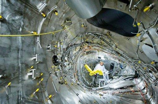 Kernfusion  als globales Friedensprojekt