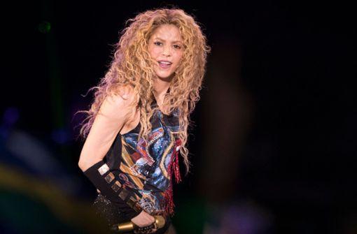 Shakira droht Anzeige wegen Steuerhinterziehung