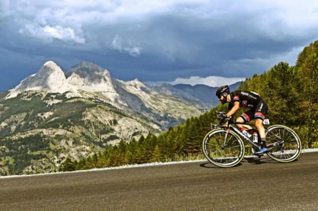 Simon Geschke und die anderen  deutschen Radprofis spüren bei der Tour de France plötzlich wieder  Rückenwind  und verstehen den zu nutzen. Foto: AFP