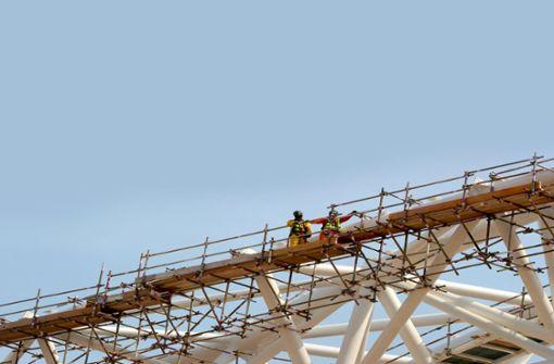 Die Arbeitssklaven von Doha