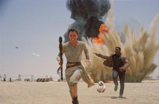 Luke Skywalker nur teilweise zu sehen
